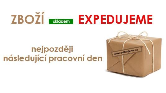 OKAMŽITÁ EXPEDICE ZBOŽÍ BISHOPS ORIGINAL www.aditivujeme.cz