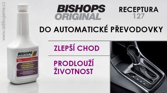 Bishops Original aditivum do automatické převodovky Receptura 127