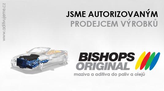 Autorizovaný prodejce výrobků Bishops Original